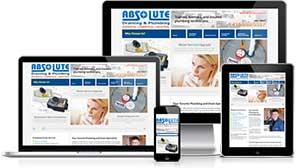 responsive small business web design