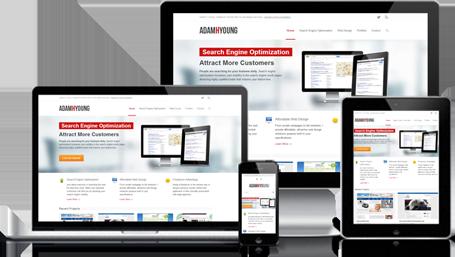responsive toronto web design